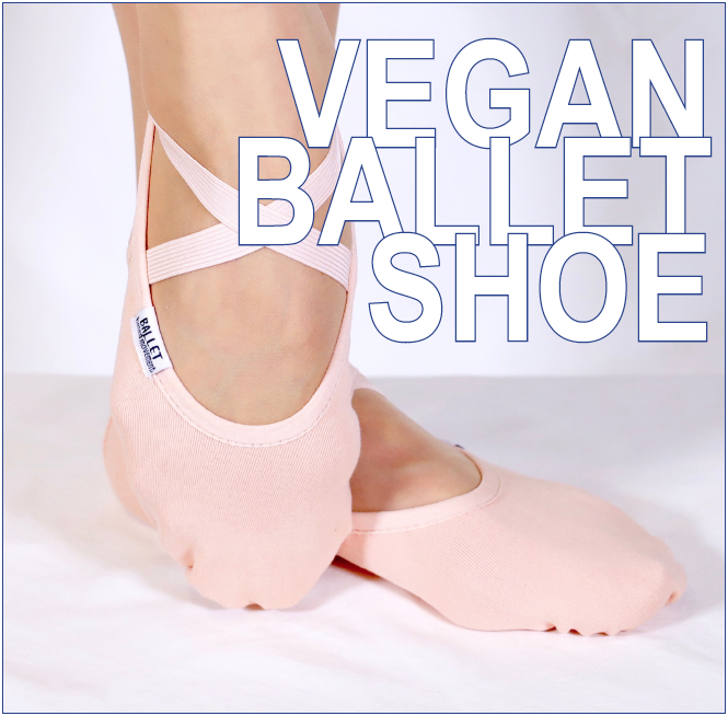 Vegan Ballet Shoes