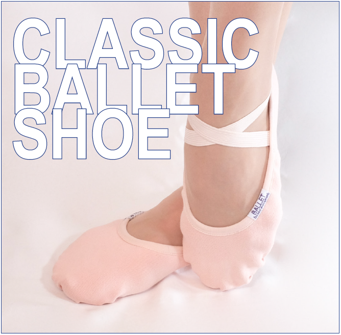 Classic Ballet Shoe